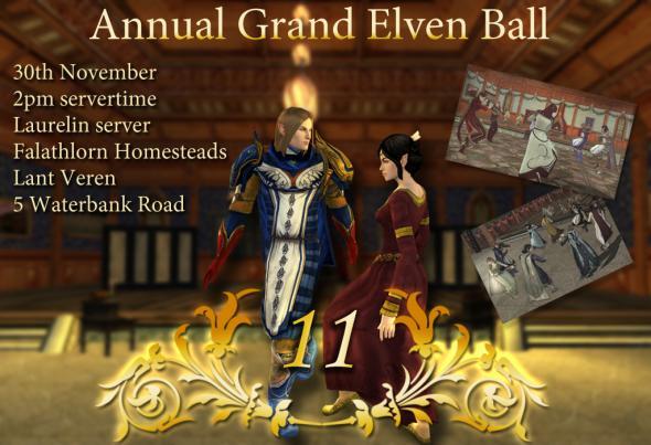 11th Annual Grand Elven Ball
