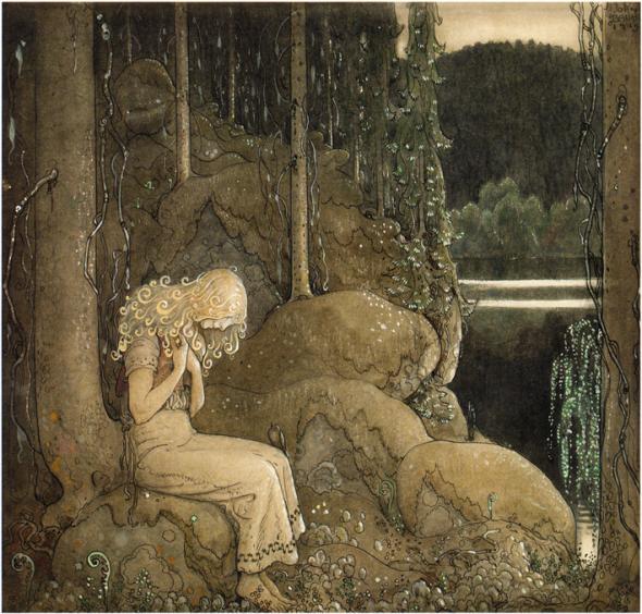 Ethuil na Edhellion, Uiveleth na Edhellion by Lindamar